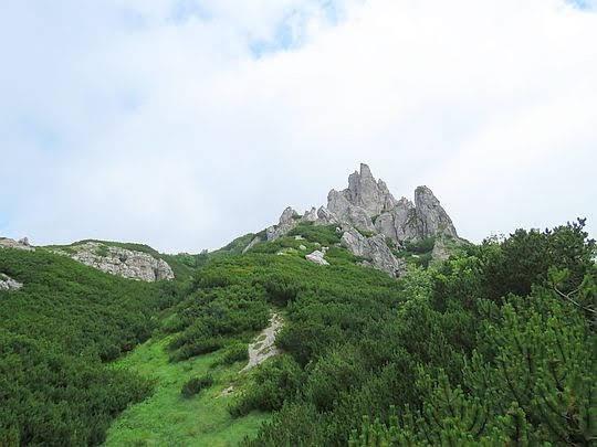 Rzędowe Skały (słow. Radové skaly)
