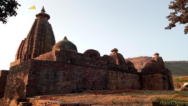 Jain temple Complex Badoh Pathari