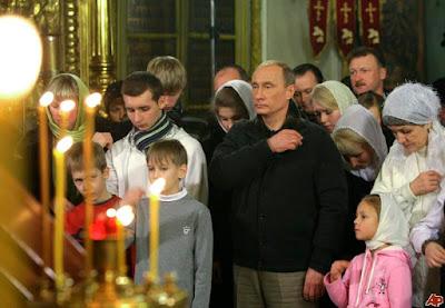 Heimschulung immer beliebter im christlichen Russland