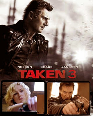 Taken 3 – the king room entertainment.