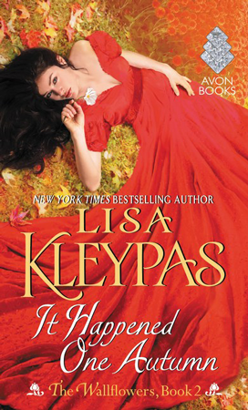 Book Review: It Happened One Autumn (The Wallflowers #2) by Lisa Kleypas | About That Story