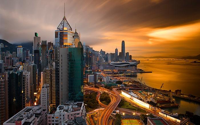Рейтинг самых дорогих городов – Гонконг