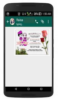 Cara membuat Desain undangan pernikahan tema whatsapp dengan powerpoint