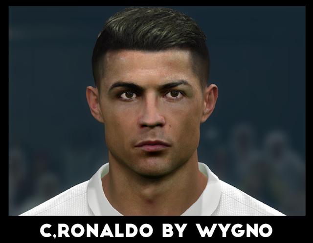 PES2017 Cristiano Ronaldo by Bruno Wygno