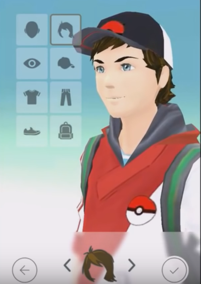 Pokemon Go Trainer Profile