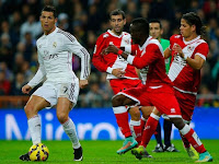 Vallecano vs Real Madrid 9 April 2015