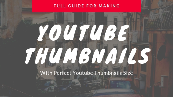 Youtube Thumbnail: How To Make Youtube Thumbnail With Perfect