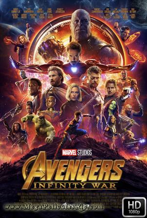 Avengers Infinity War [1080p] [Latino-Ingles] [MEGA]