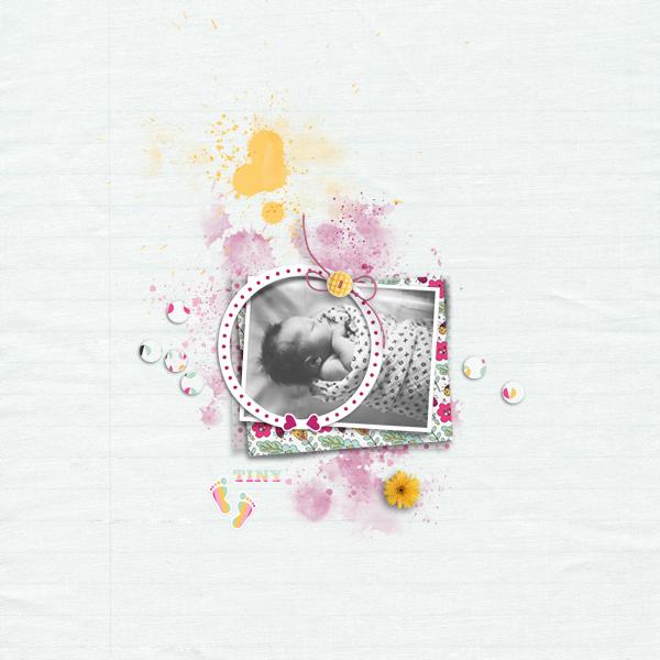 tiny things © sylvia • sro 2018 • tiny things by heather t.