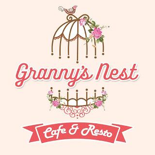 Logo Grannysnest Cafe & Resto