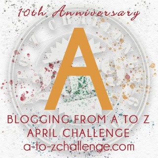 #AtoZChallenge: A for And Then There Were None by Agatha Christie