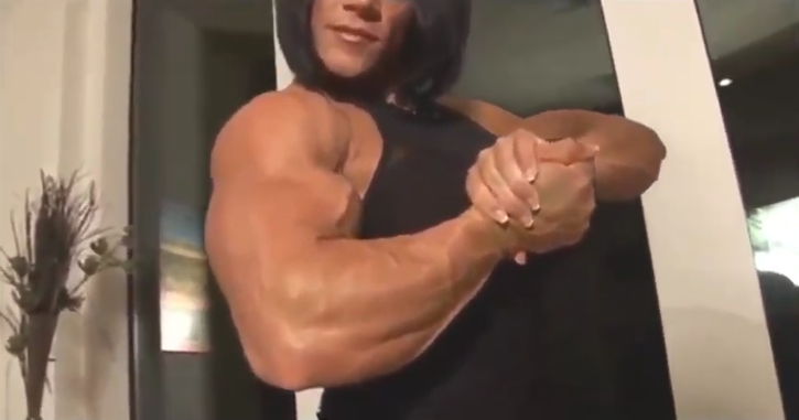 Video Exellent female bodybuilding! Such beautifully well defined muscularity