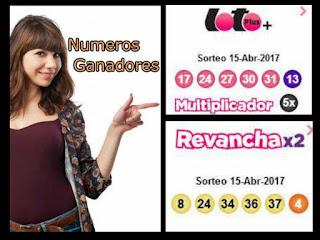 numeros-ganadores-loto-plus-revancha-sabado-15-4-2017