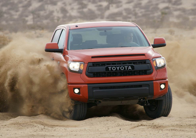 2018 Toyota Tundra Concept Engine Performance