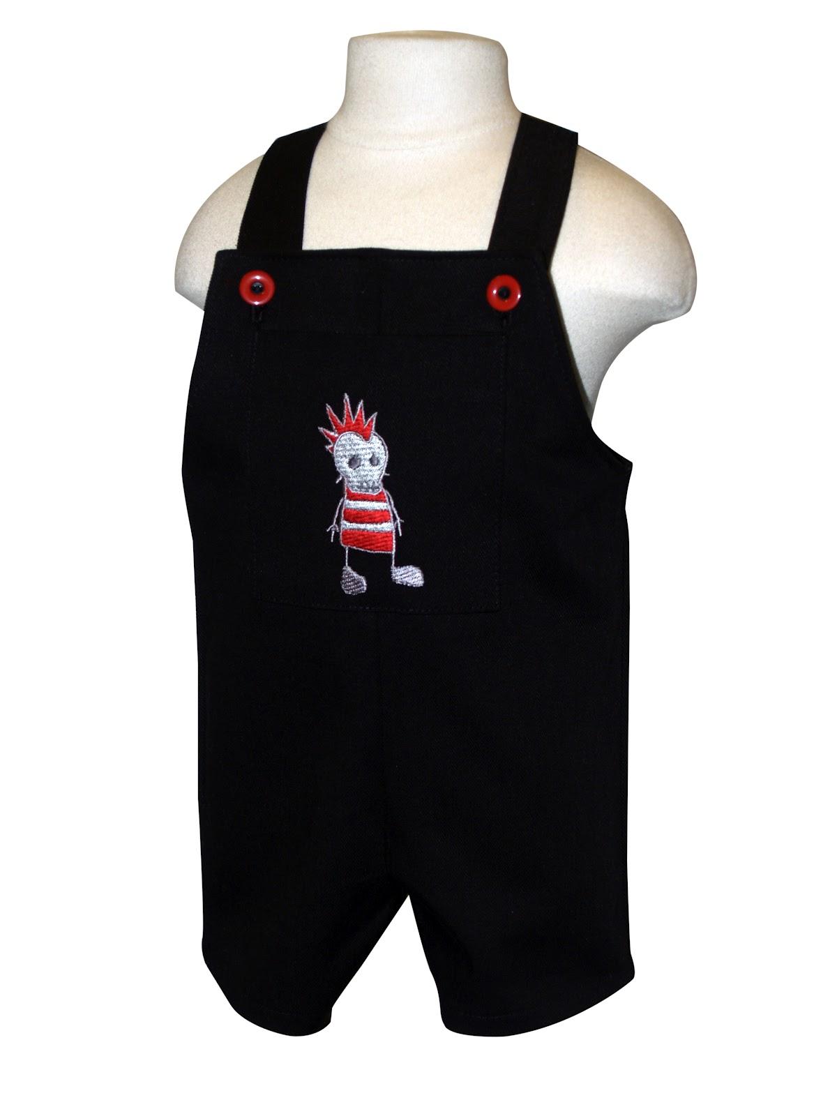 Punk Baby Clothing