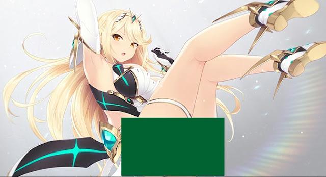 Xenoblade - Hikari Wallpaper Engine