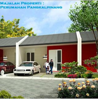 Perumahan Murah di Pangkalpinang, Bangka Belitung, Indonesia