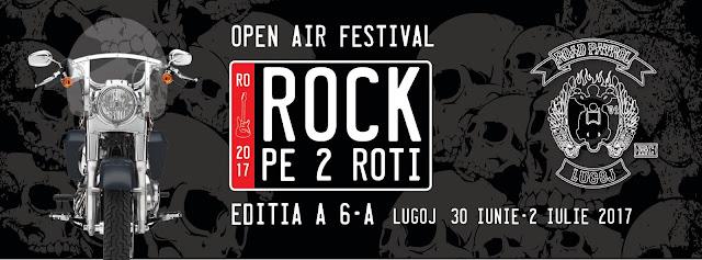 Rock pe 2 Roți la Lugoj