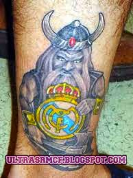 Ultras Sur Ultras Rmcf Tatuajes