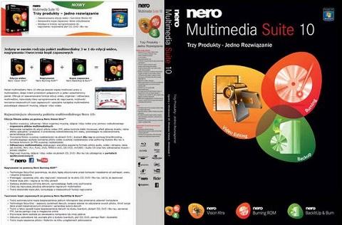 Nero 10 Full+Serial Number โปรแกรมเขียนแผ่นตัวเต็มโหลดฟรี