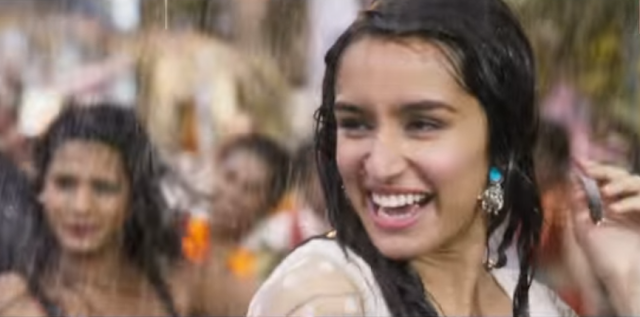 Shraddha Kapoor from the movie Baaghi.