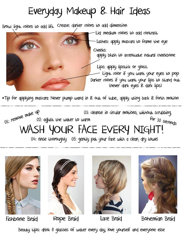 Beauty night tips