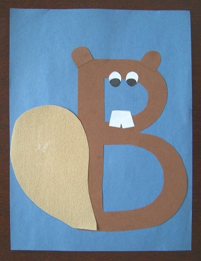 "Letter B Art Projects For letter ""b"" crafts,"