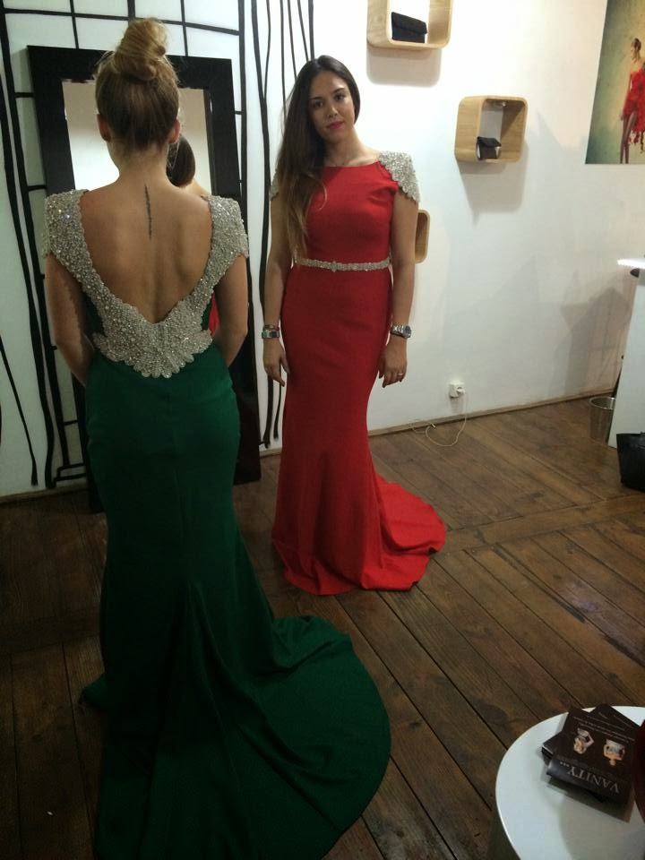 Magasin robe de soiree a istanbul