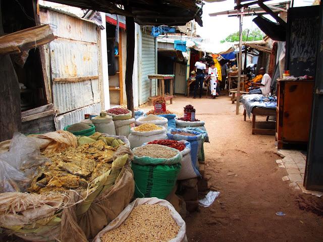 Visitar TAMBACOUNDA, isto é África e estamos mesmo na África negra | Senegal