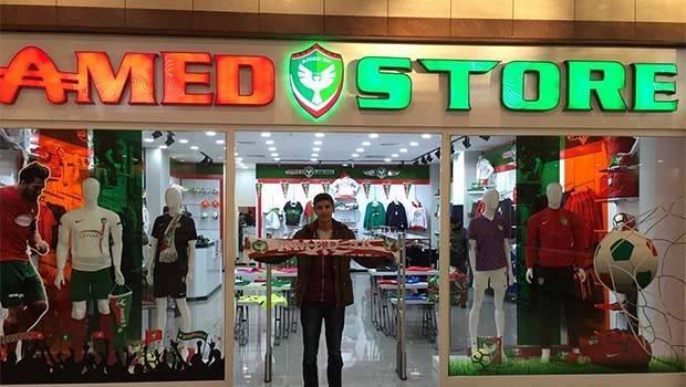 amedspor mağaza