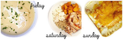 Southern In Law Healthy Dinner Ideas and Recipes Gluten Free Weekly Meal Plan