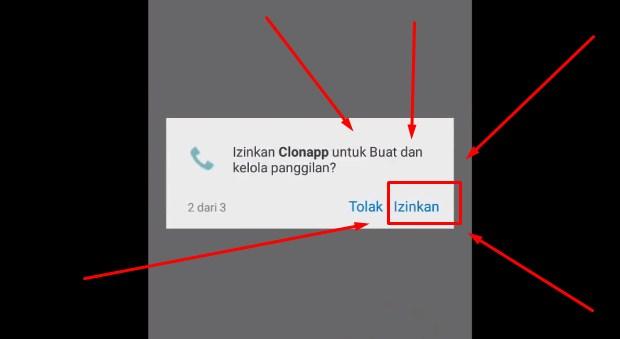 Cara Membobol Akun WA Orang Lain Via Clonapp Messenger Terbaru 2019 iii