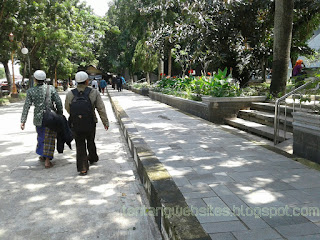 alun alun kota palembang