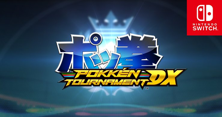 Pokkén Tournament anuncia demo para la e-Shop