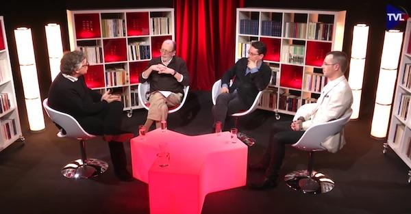 TV Libertés : Les Idées à l'Endroit n°9: Proudhon - 2 juin 2016 Michel Onfray, Alain de Benoist et Thibault Isabel