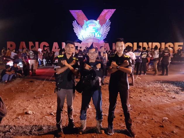 Paguyuban HWBC Mengikuti Honda Bikes Day Nasional 2018