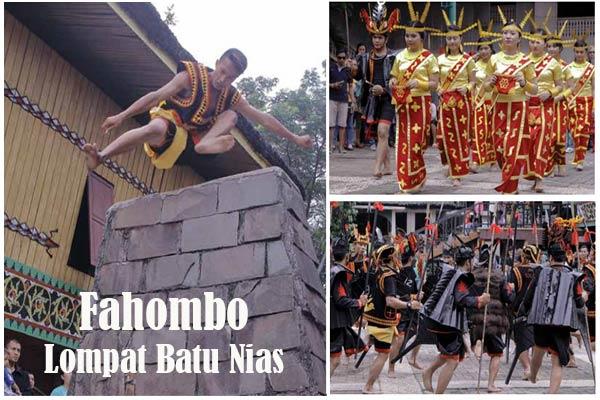 Fahombo Lompat Batu Nias