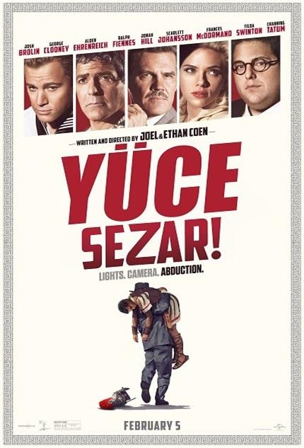 Yüce Sezar (2016) 1080p Film indir