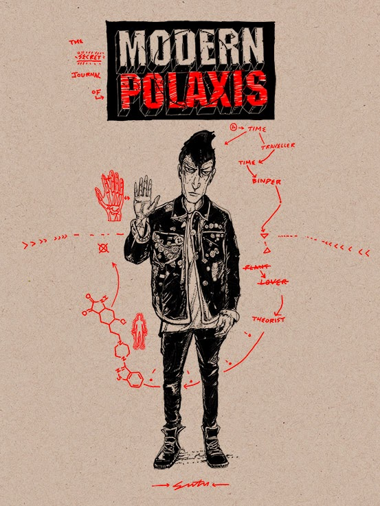 Modern Polaxis Cover
