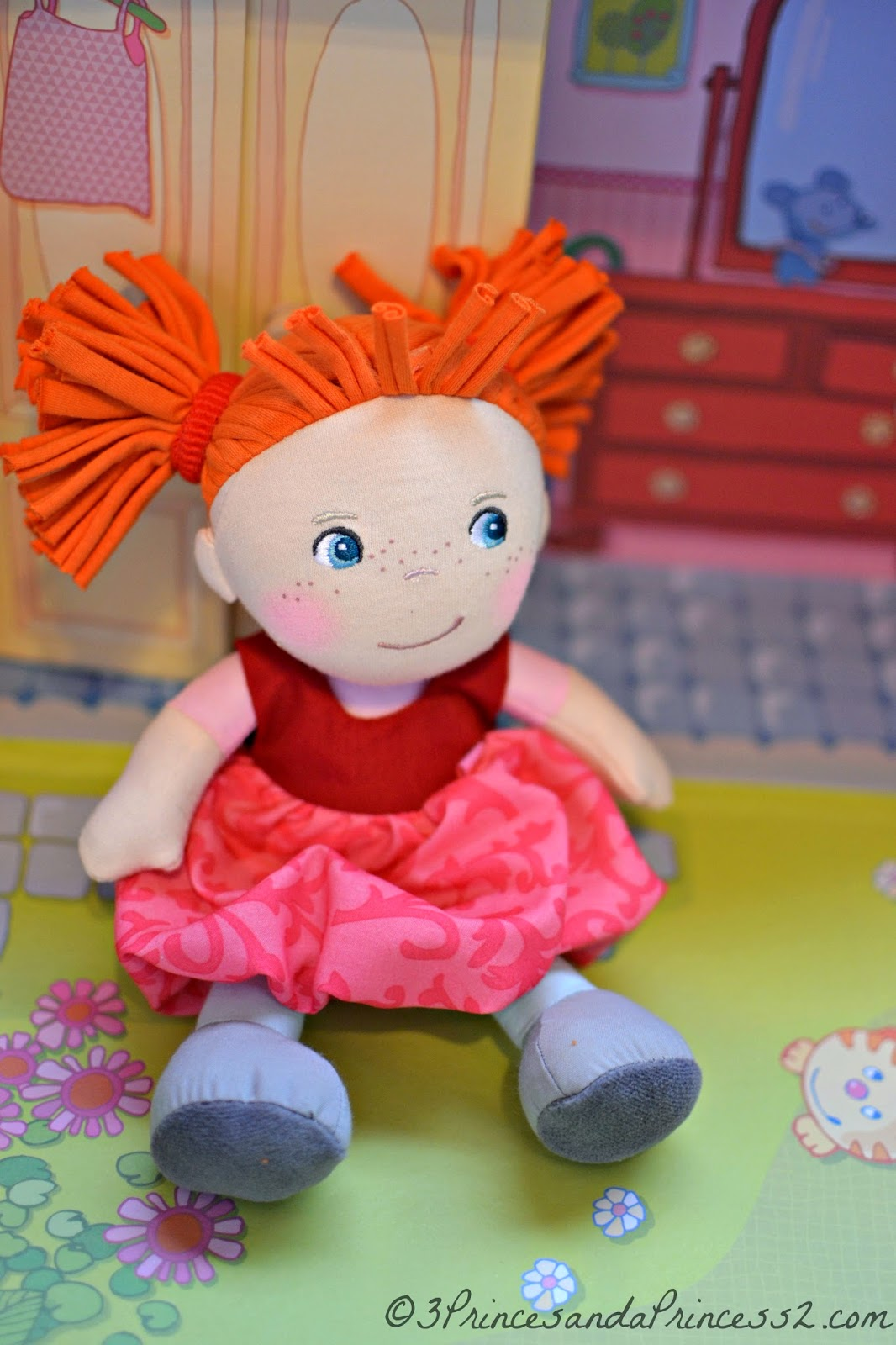 Doll Shona #Giveaway