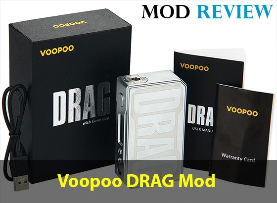 Voopoo Drag Mod Review