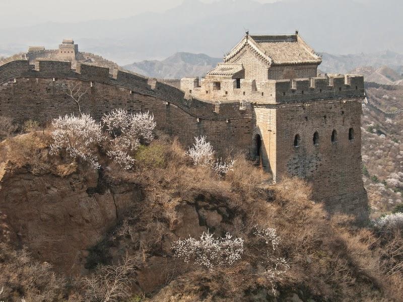 Une tour de guet de la Grande Muraille de Jinshanling