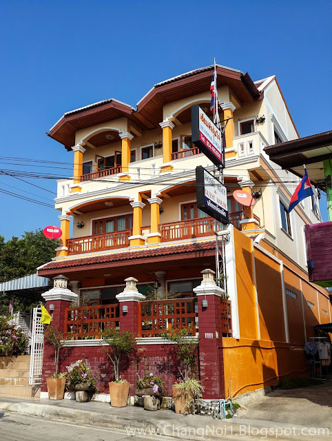 Accommodation in Phayao, North Thailand