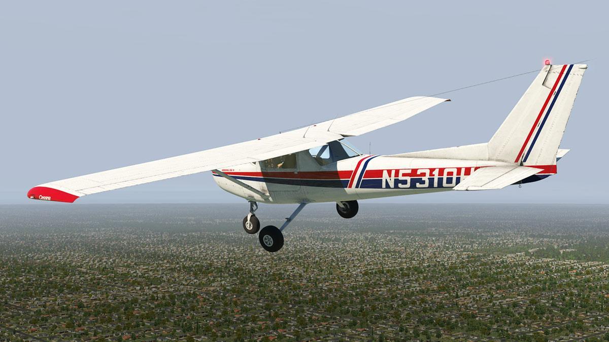 FSX/P3Dv3/P3Dv4] JustFlight Cessna 152 II ~ ᴍᴇɢᴀᴅᴅᴏɴs ®