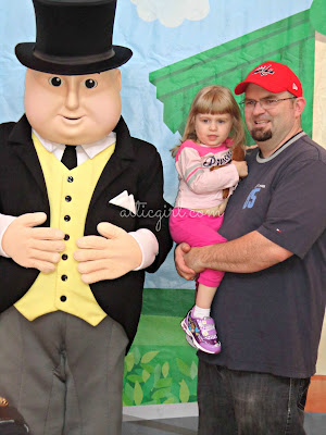Day Out with Thomas, Pennsylvania attractions