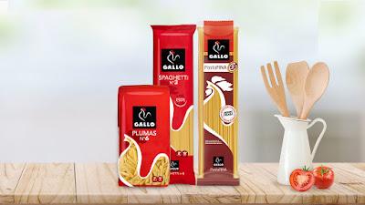 Prueba gratis nuevas variedades de Pastas Gallo