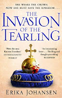 Book cover of The Invasion of the Tearling by Erika Johansen