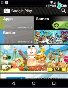 Mengaktifkan Play Store Android Pertama Kali