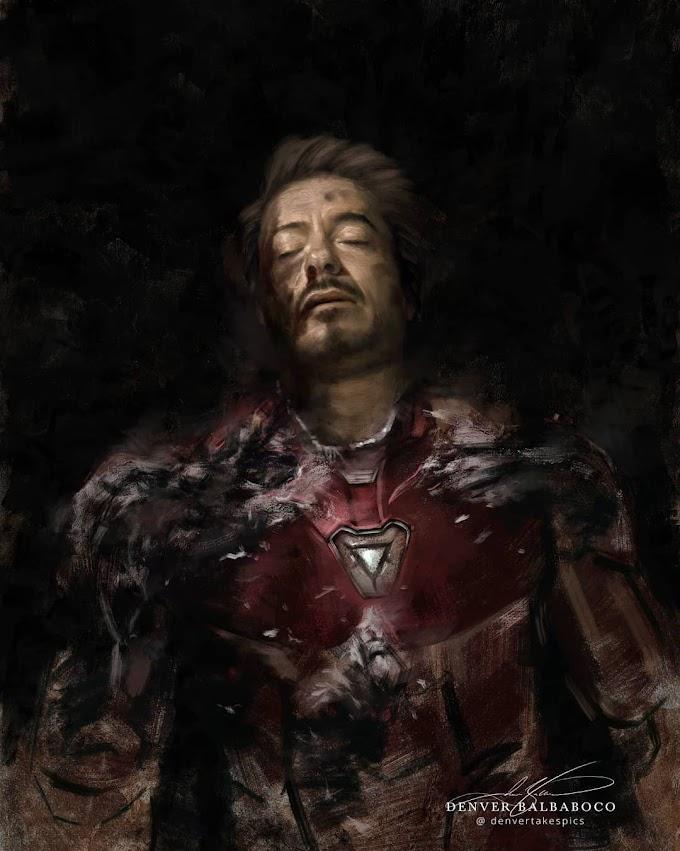 Vingadores: Ultimato, desenhista desenvolveu arte dos heróis após vitória
