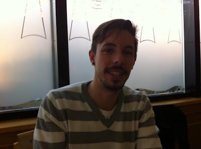 Sergio Sánchez, Community Manager Coca-Cola España viene al Blogtrip Costablanca 2012 – Calpe, Mario Schumacher Blog
